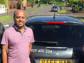 Panchal Driving Academy Instructor