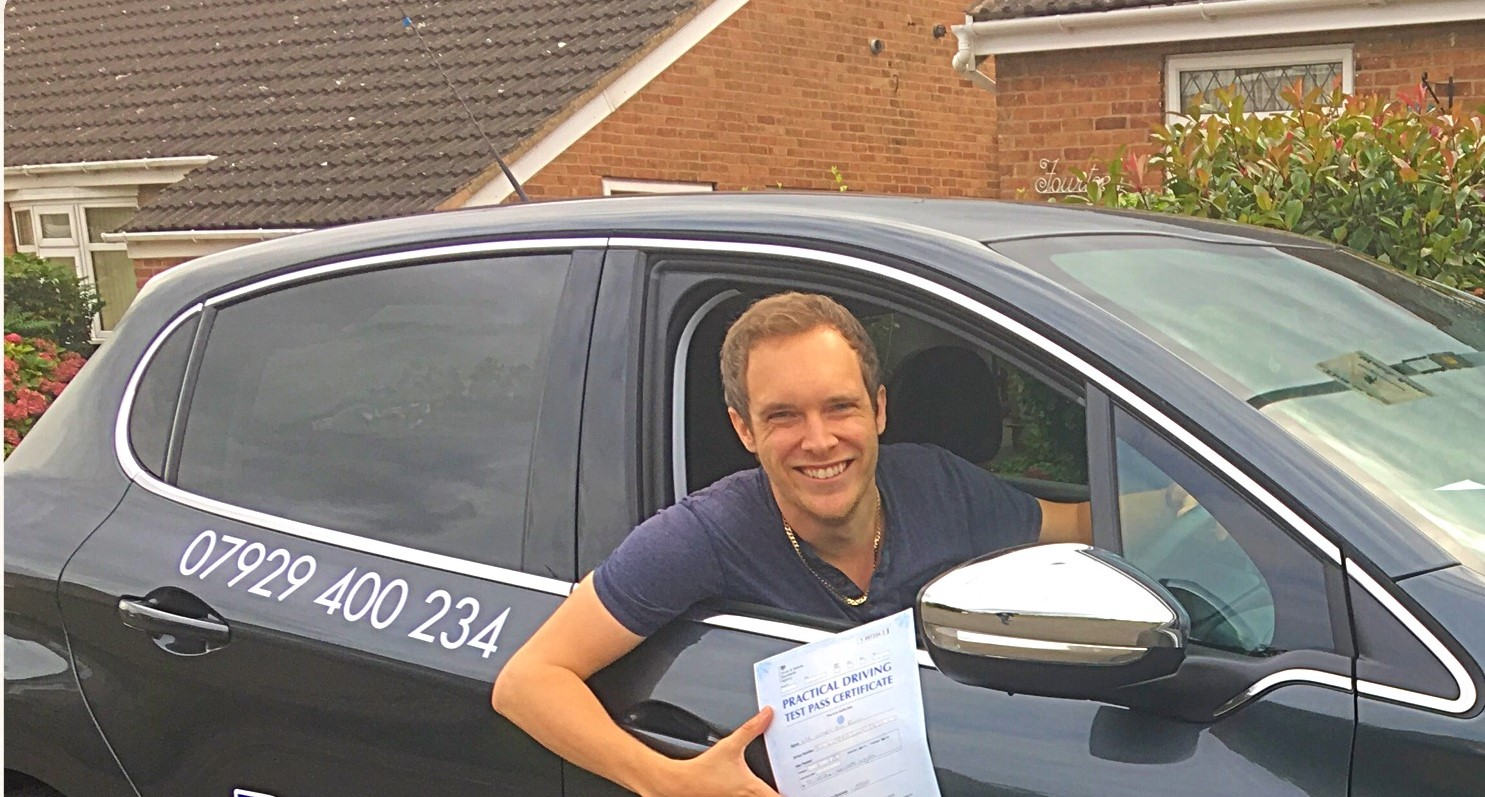 driving lessons leicester - Panchal Driving Academy - Henry Jon Ruhl