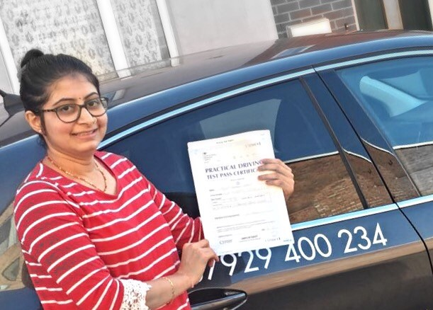 driving lessons leicester - Panchal Driving Academy - Jagruti