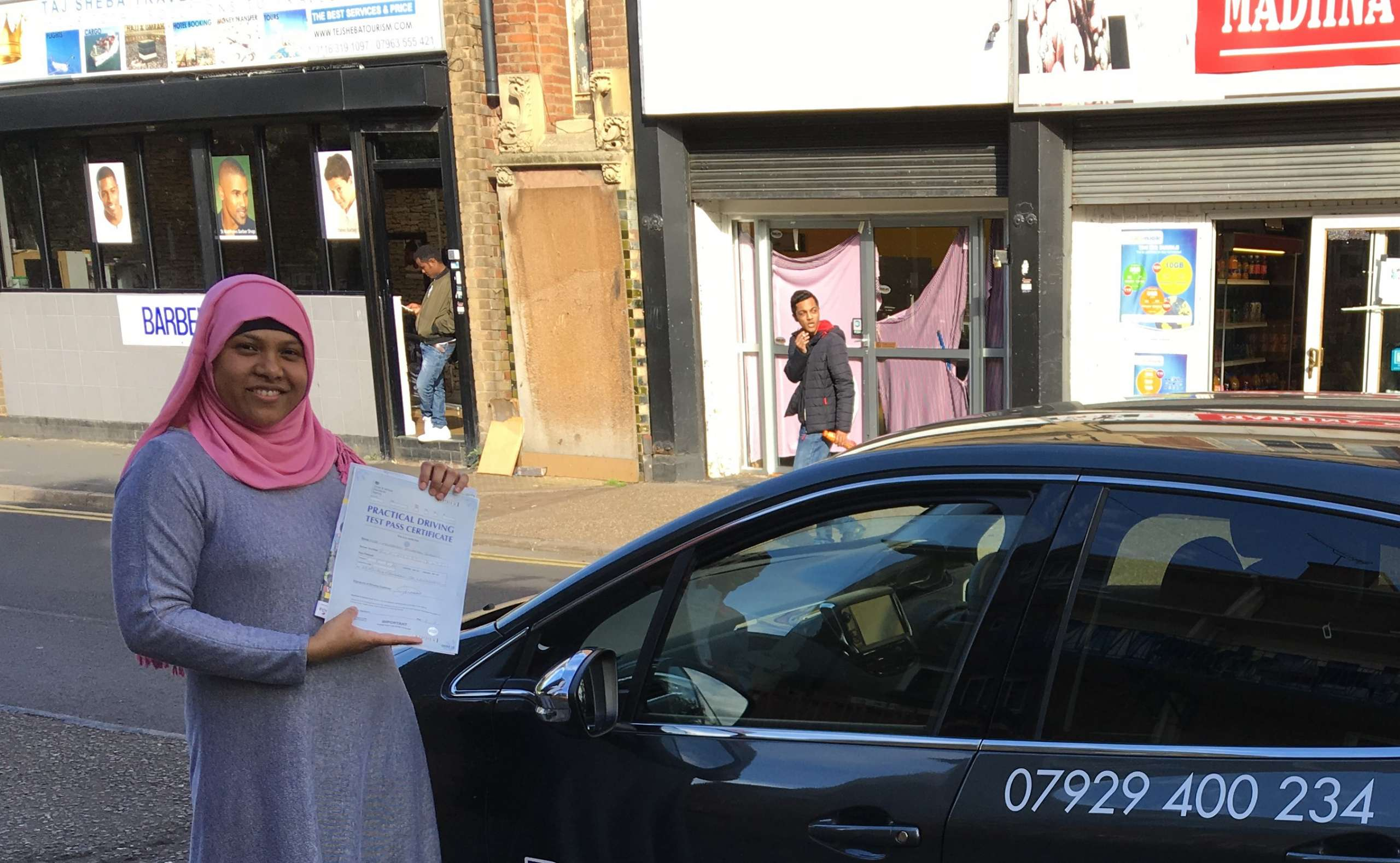driving lessons leicester - Panchal Driving Academy - Nazia