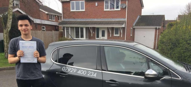 driving lessons leicester - Panchal Driving Academy - Jonathan Herron
