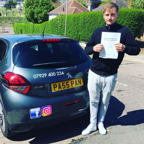 driving lessons leicester - Panchal Driving Academy - Harvey Creese