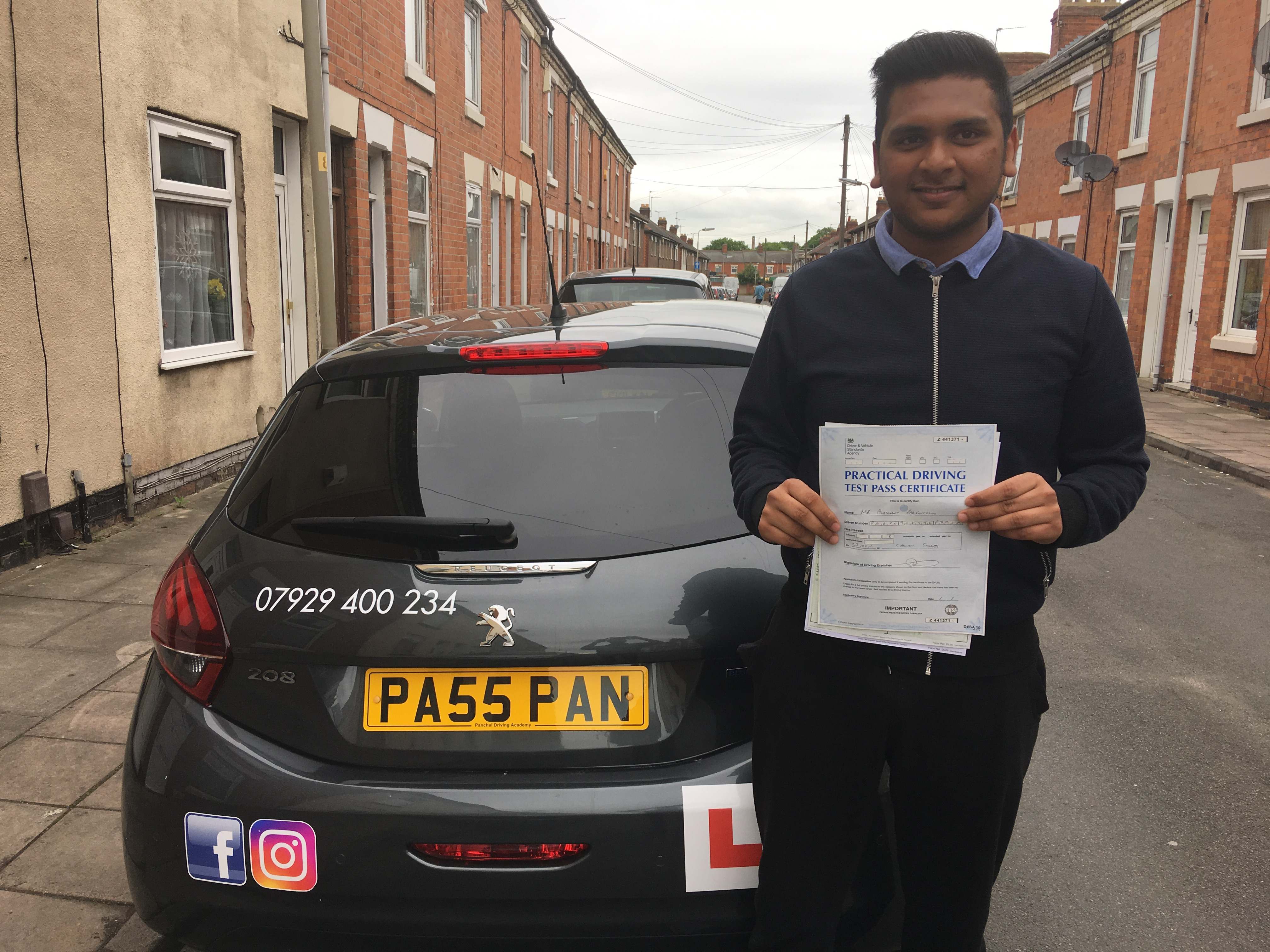 driving lessons leicester - Panchal Driving Academy - Prashant
