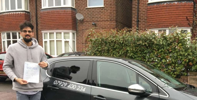 driving lessons leicester - Panchal Driving Academy - Jazz