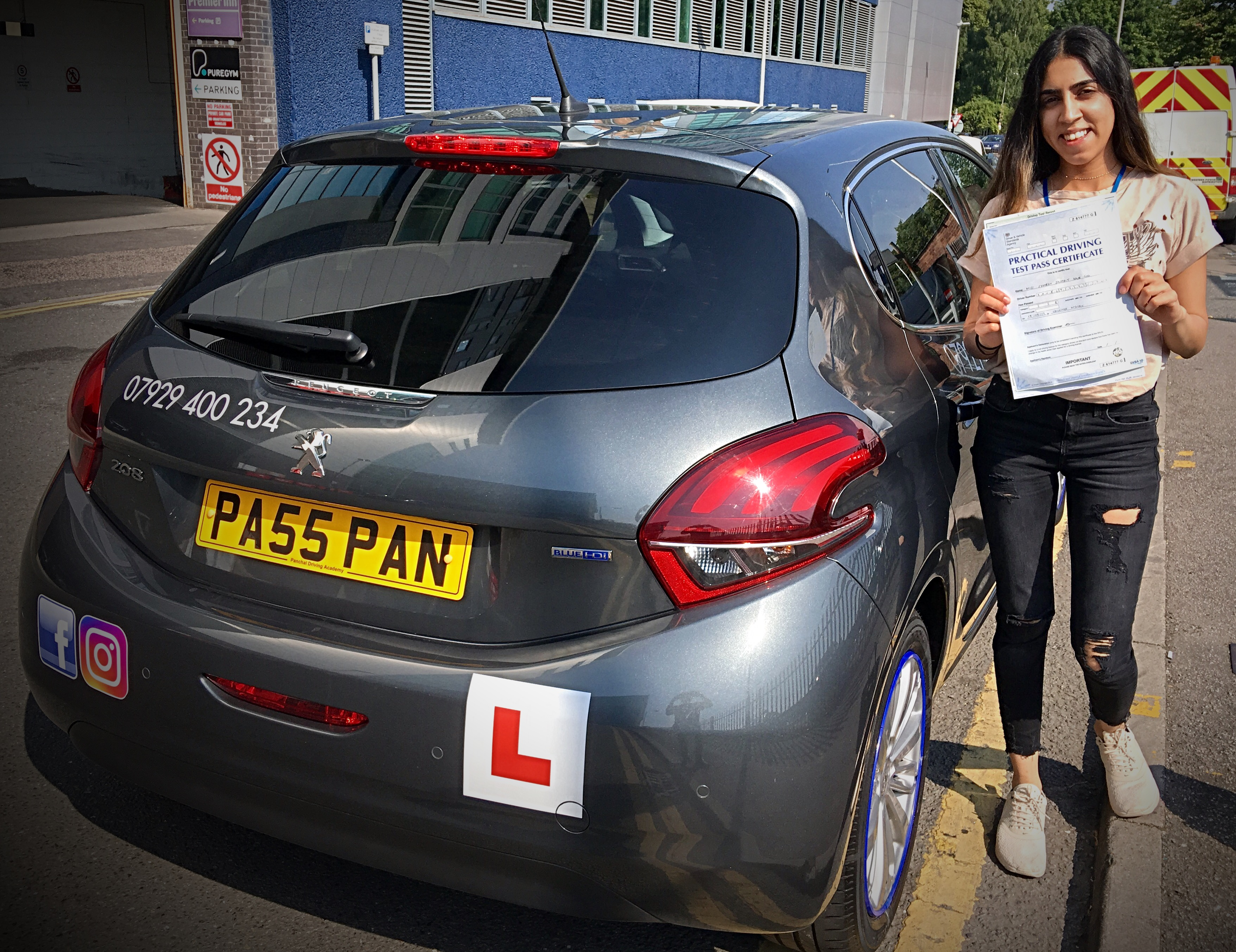 driving lessons leicester - Panchal Driving Academy - Symren
