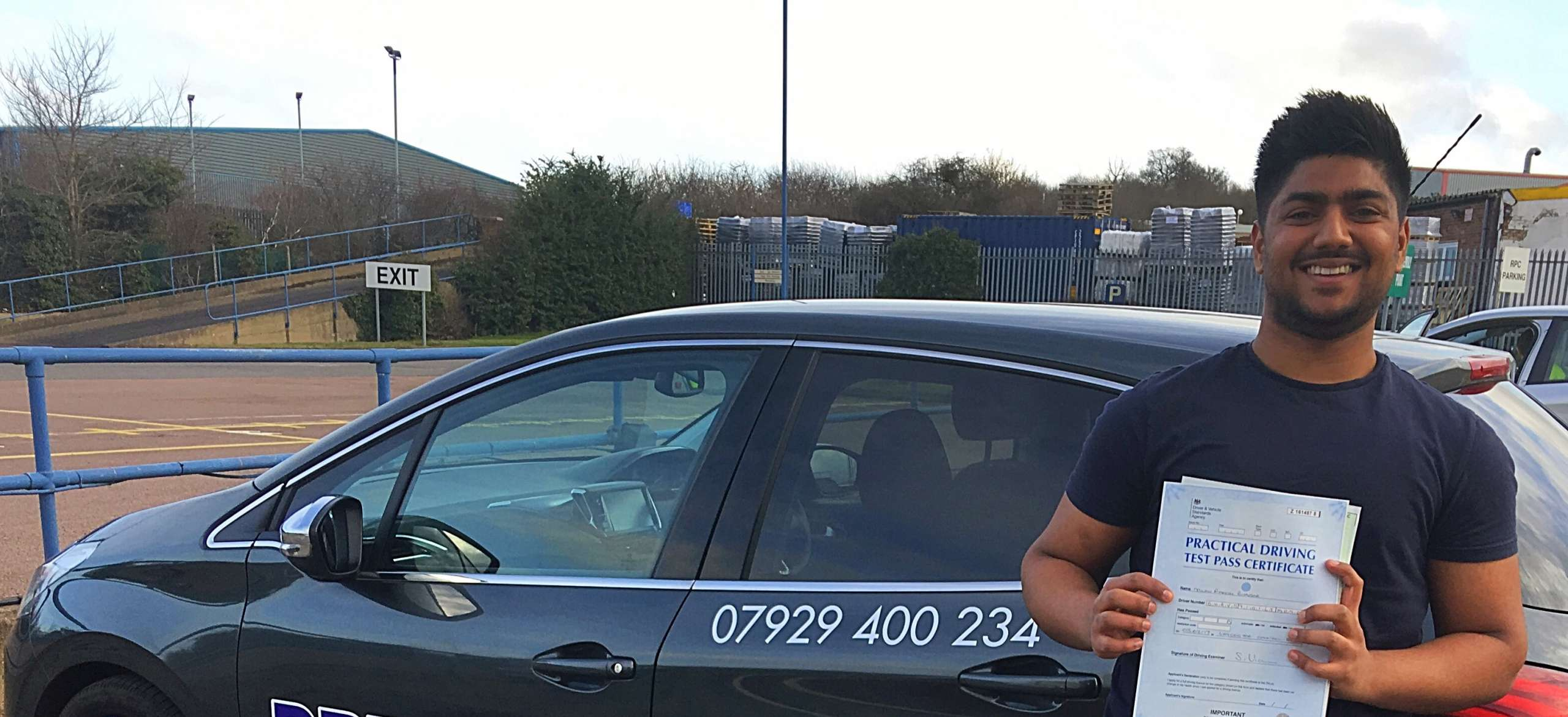 driving lessons leicester - Panchal Driving Academy - Milan Bhavsar