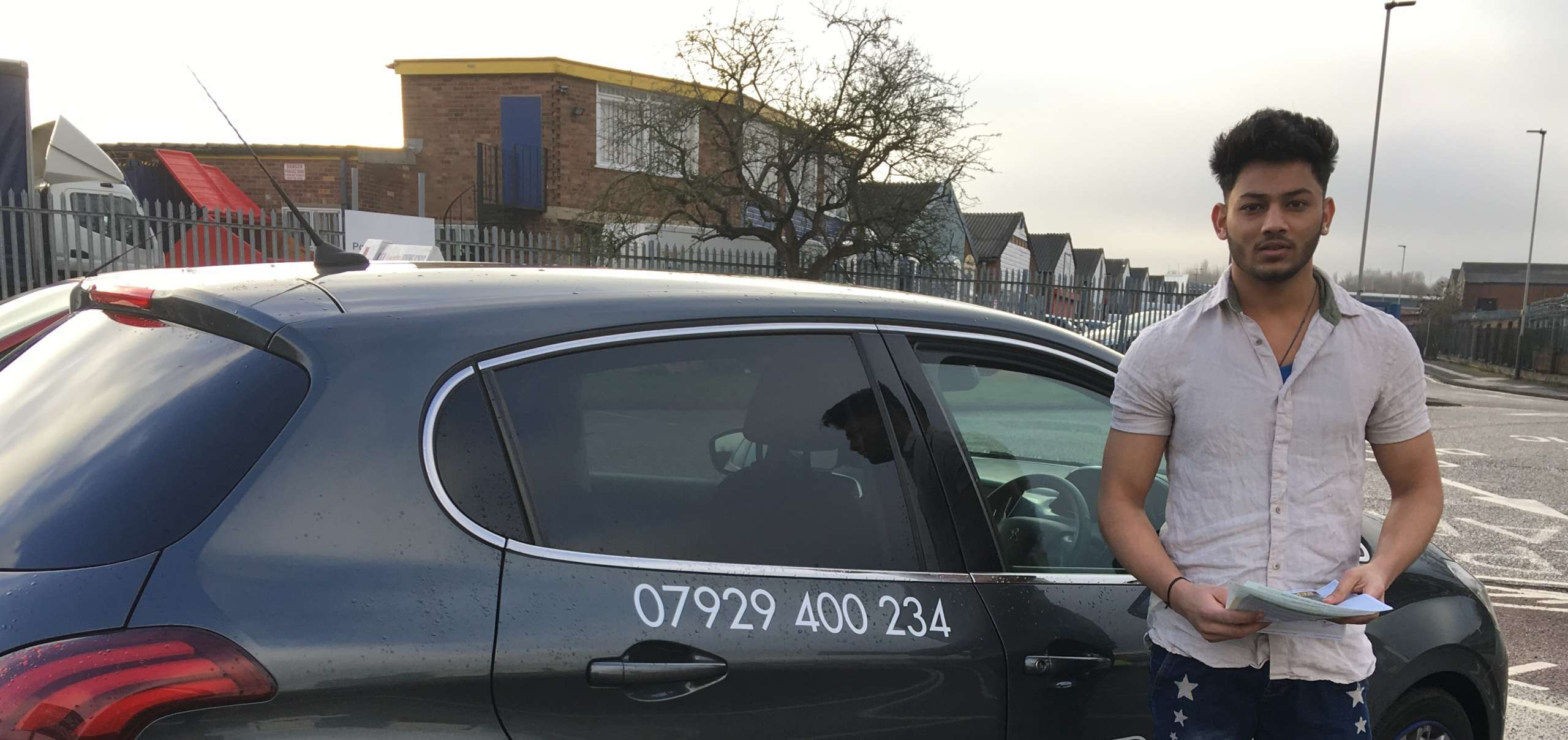 driving lessons leicester - Panchal Driving Academy - Devang