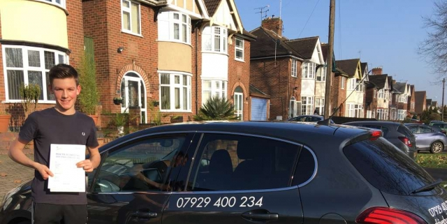 driving lessons leicester - Panchal Driving Academy - Joe