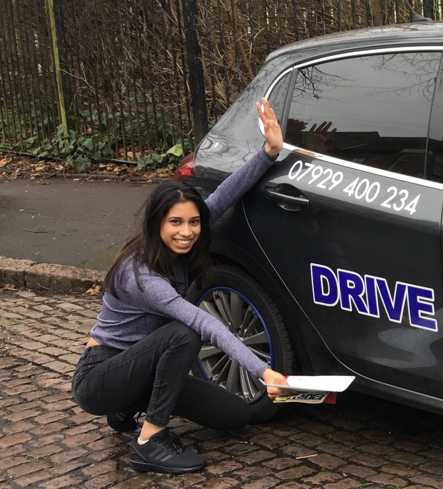 driving lessons leicester - Panchal Driving Academy - Zara