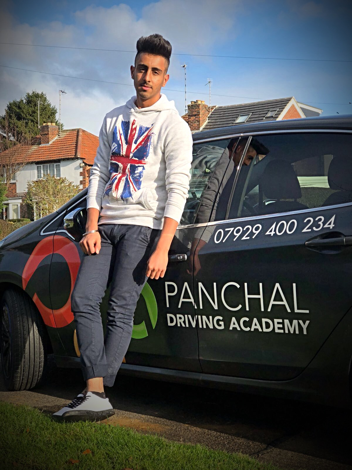 Driving Lessons Leicester - Panchal Driving Academy - Balkar