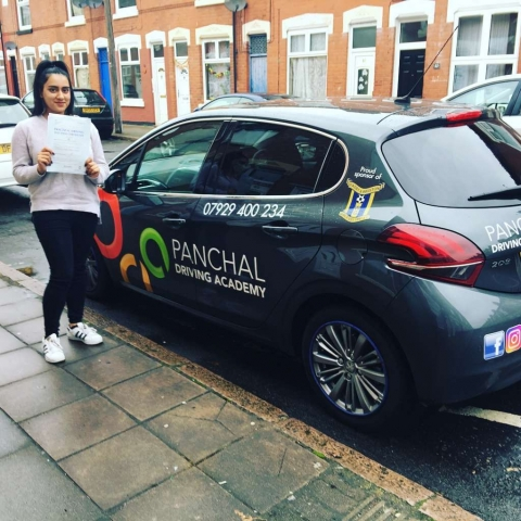 driving lessons leicester - Panchal Driving Academy - Divya