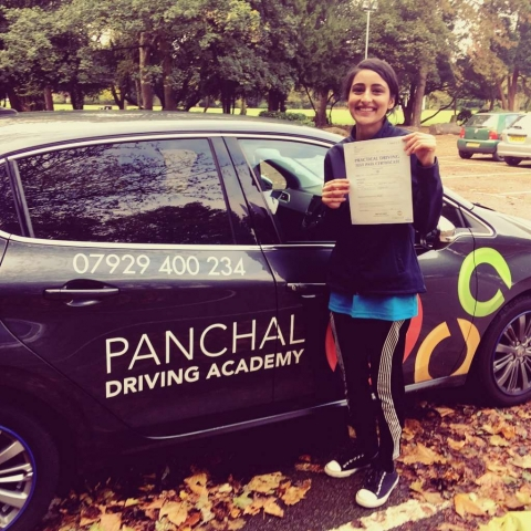 driving lessons leicester - Panchal Driving Academy - Gurinder
