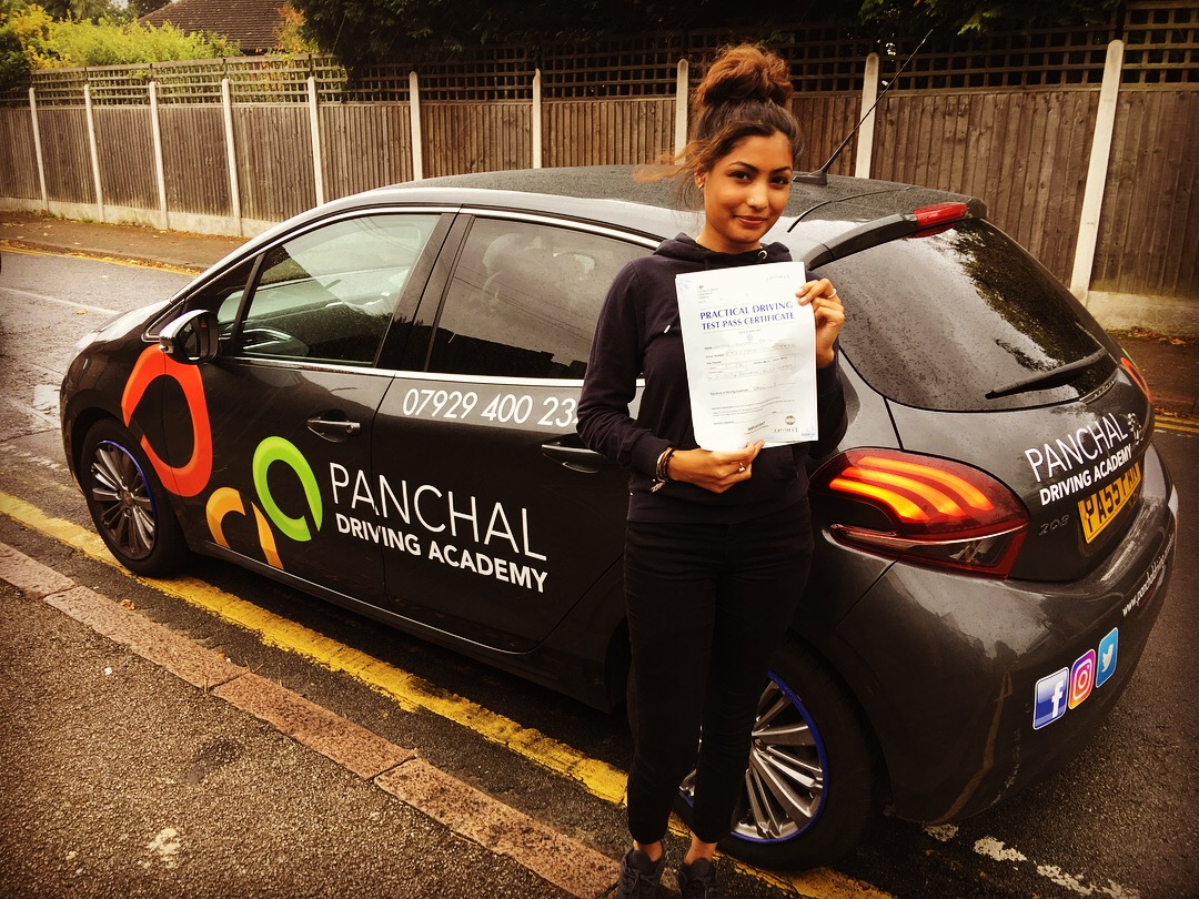 driving lessons leicester - Panchal Driving Academy - Haytle Patel