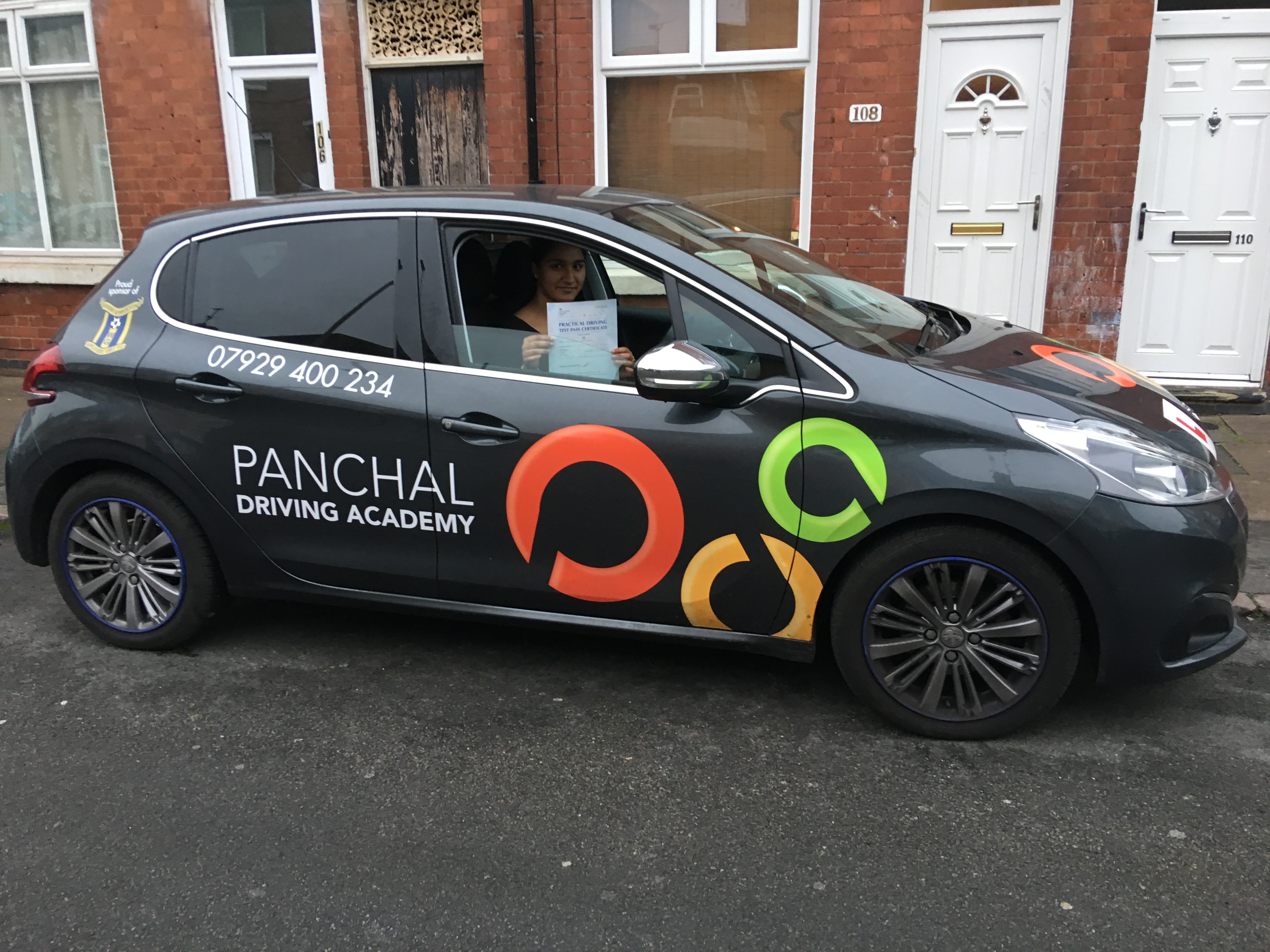 Driving Lessons Leicester - Panchal Driving Academy - Imaani