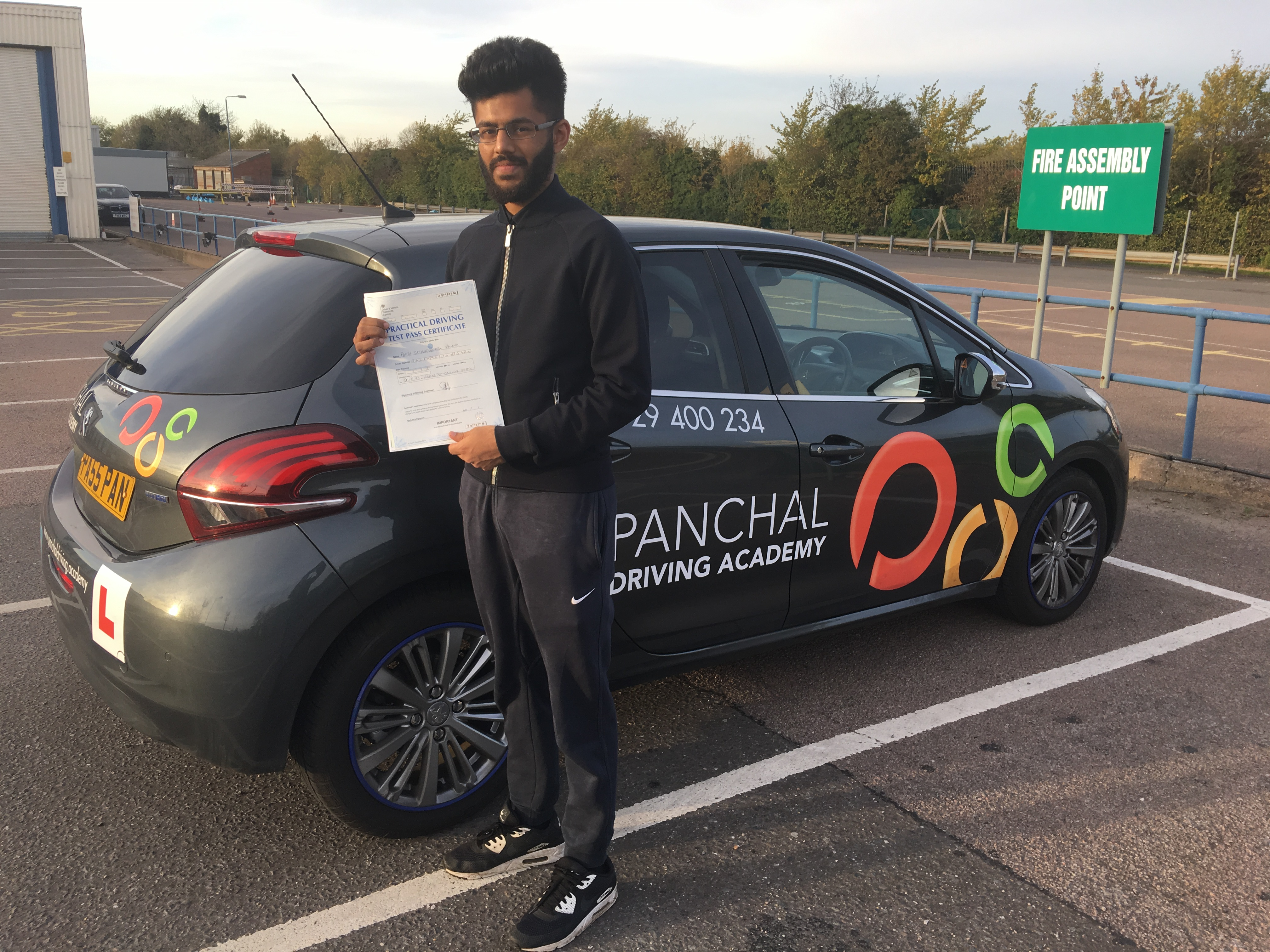 driving lessons leicester - Panchal Driving Academy - Parth Valand
