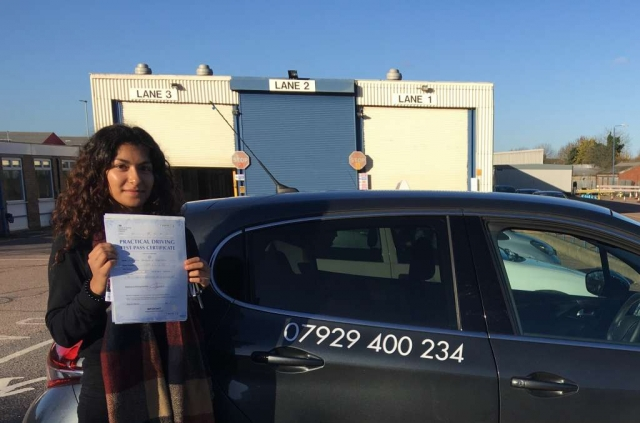 driving lessons leicester - Panchal Driving Academy - Ria