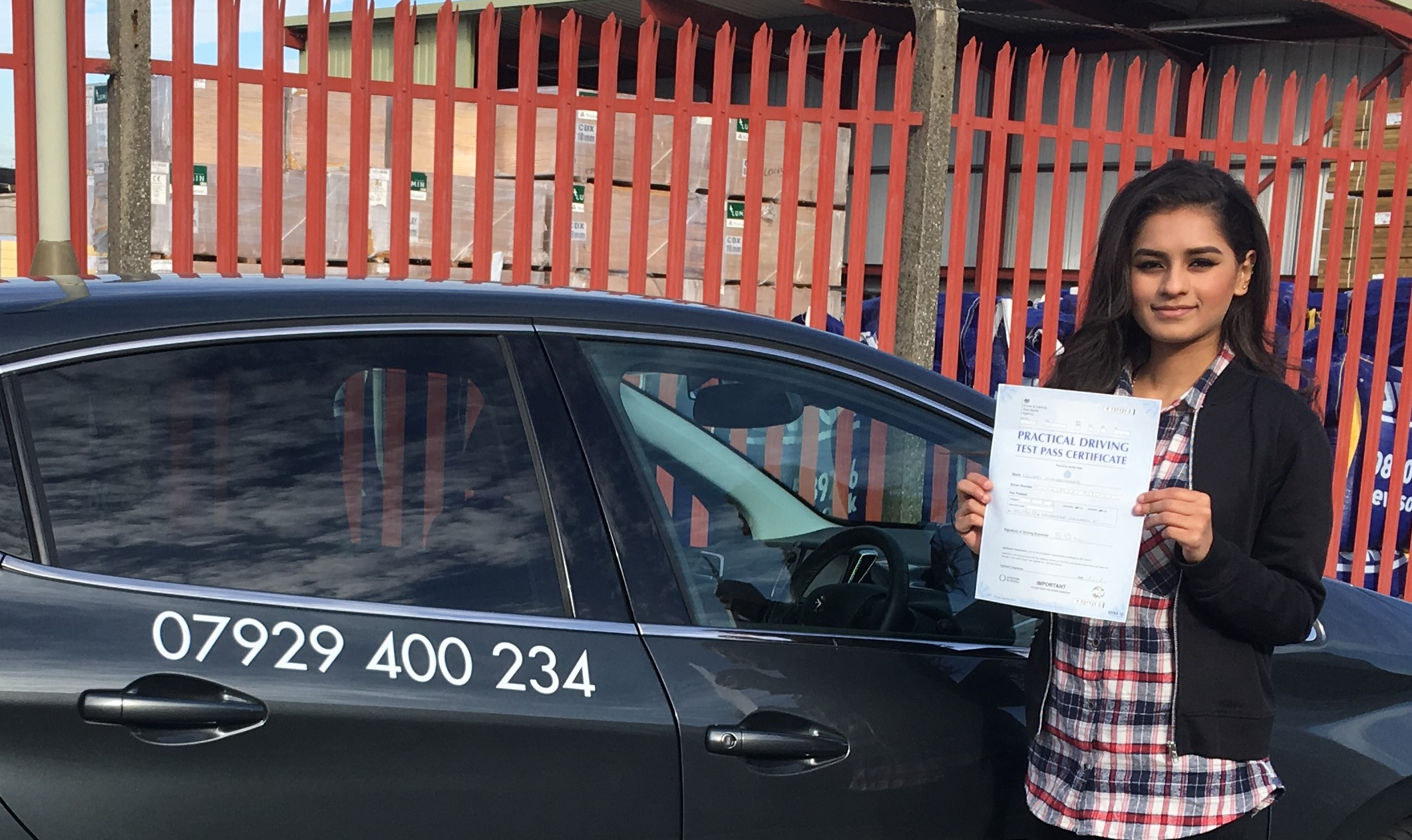 driving lessons leicester - Panchal Driving Academy - Unnati