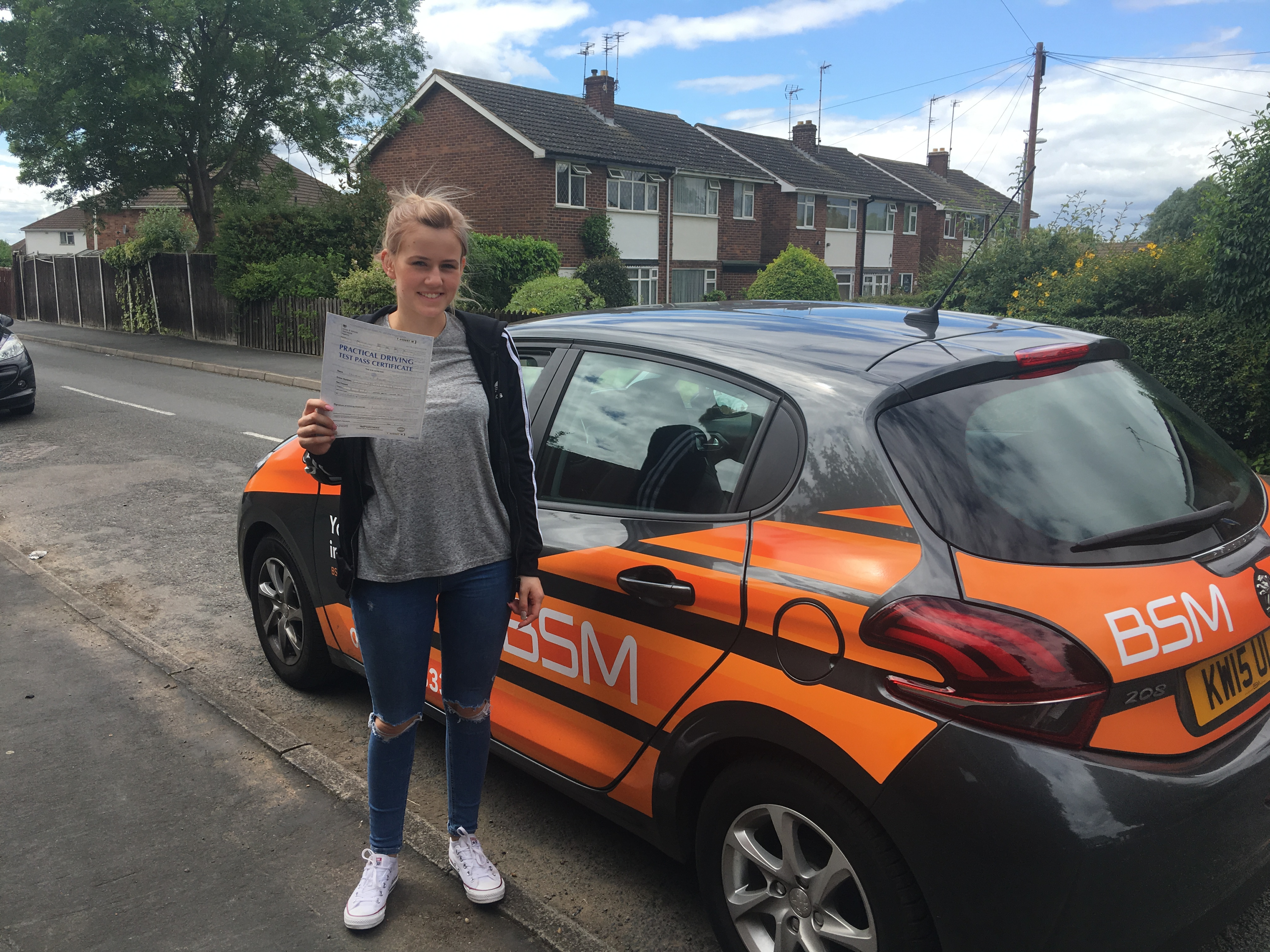 driving lessons leicester - Panchal Driving Academy - Yasmin