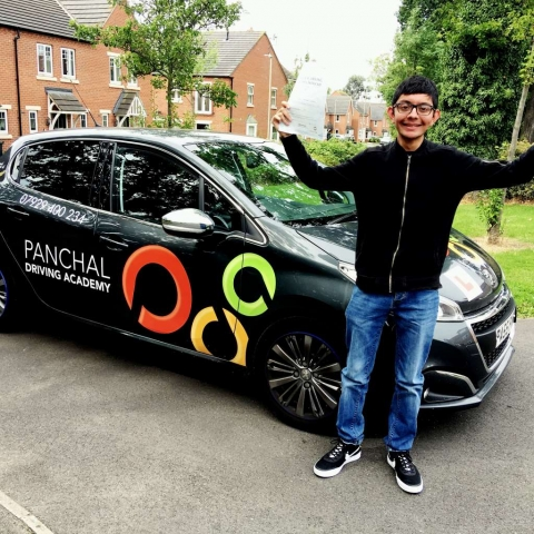 Shital Pau - Panchal Driving Academy