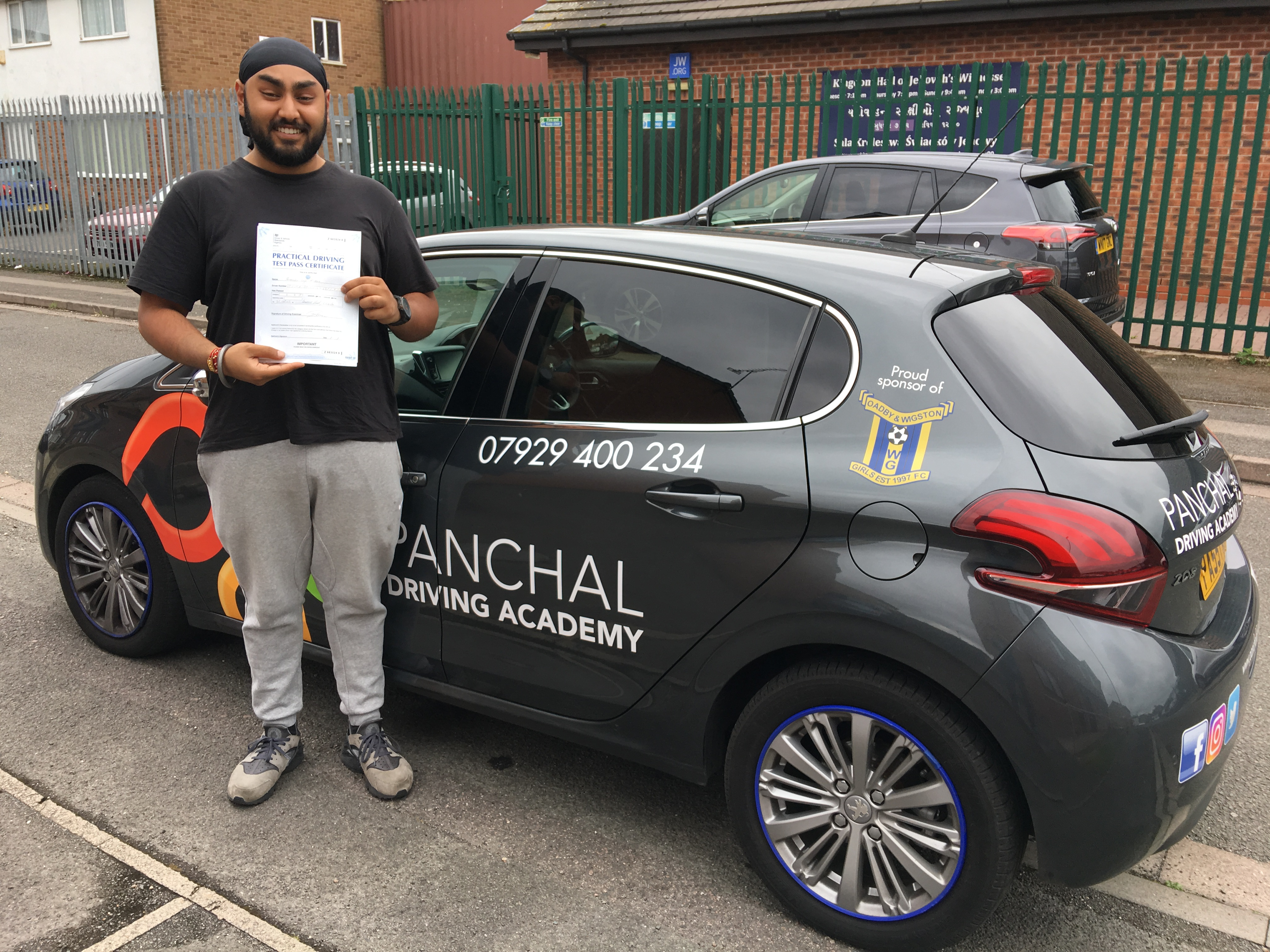 driving lessons leicester - Panchal Driving Academy - Pally