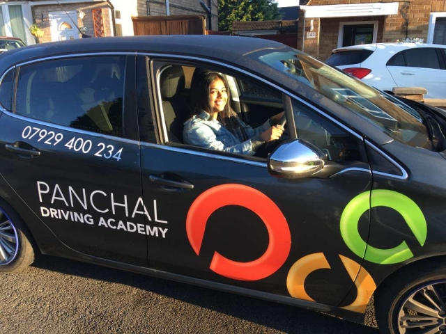 Panchal Driving Academy - Driving Lessons Leicester