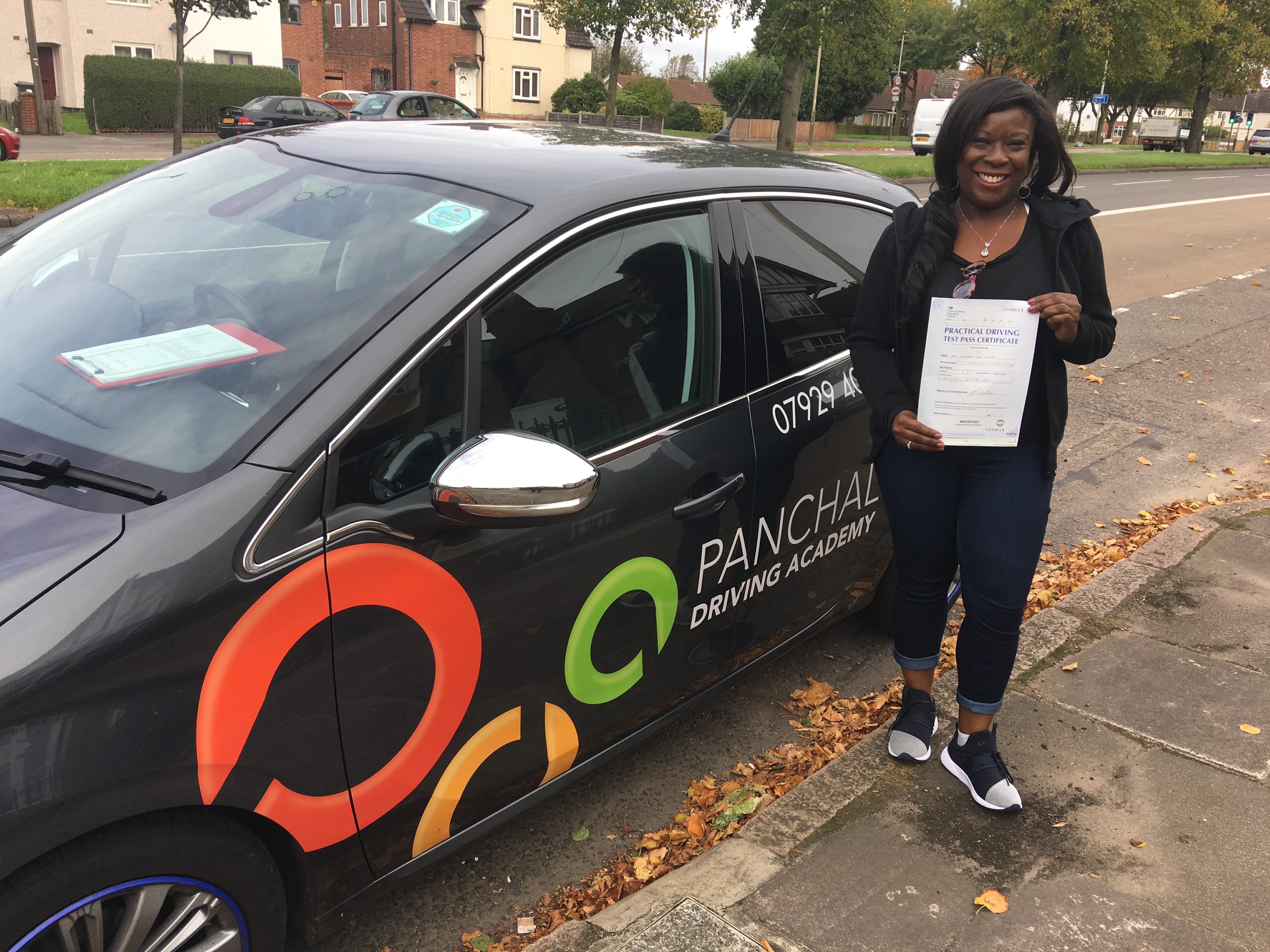 Panchal Driving Academy - Driving Lessons Leicester - Michelle Lowe